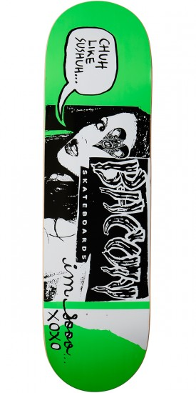 Bacon Chuh Like Sushuh Skateboard Deck - 9.00""