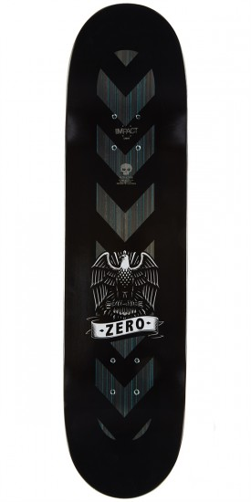 Zero Icon Series IL Thomas Skateboard Deck - 8.25""