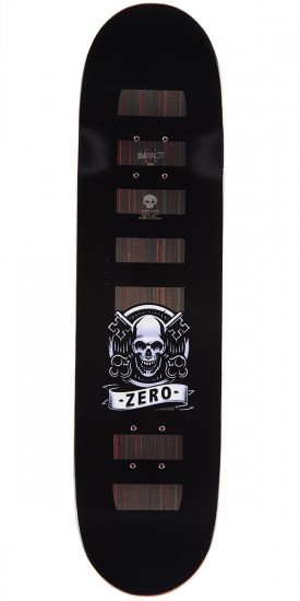 Zero Icon Series IL Hill Skateboard Complete - 8.375""