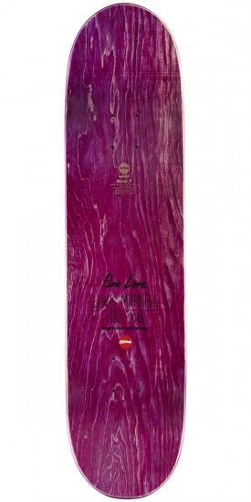 """Almost Lewis Farewell Infinity R7 Skateboard Deck - Lewis Marnell - 8.0"""""""