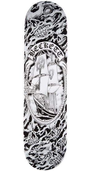 Blind Skeleton Key R7 Beckett Skateboard Deck - 8.0""