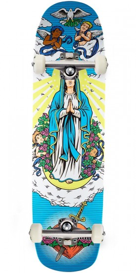 Cliche Virgin Mary Directional R7 Skateboard Complete - Lucas Puig - 8.5