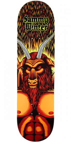 Cliche Satan R7 Skateboard Deck - Sammy Winter - 8.25