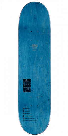 Blind Badge Series R7 Rogers Skateboard Deck - 8.25""