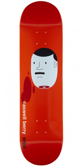 Enjoi Jim Houser Series R7 Berry Skateboard Deck - 8.25""