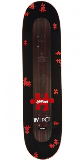 """Almost Fluff Puzzle Impact Plus Skateboard Deck - Youness Amrani - 8.25"""""""