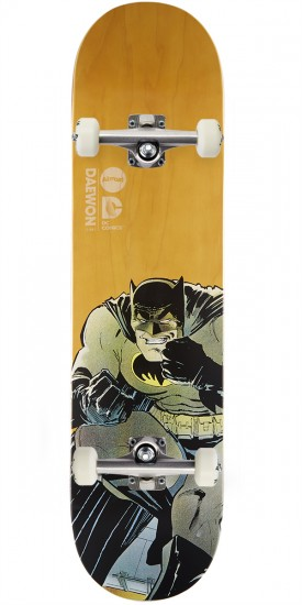 Almost X Batman Dark Knight Returns Skateboard Complete - Daewon Song - 7.75""