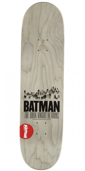 Almost X Batman Dark Knight Returns Skateboard Complete - Chris Haslam - 8.25""