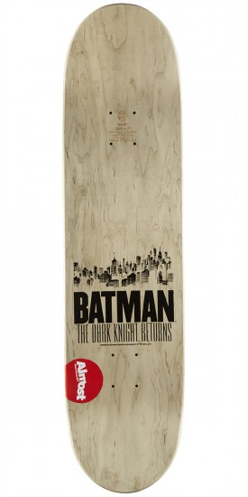 Almost X Batman Dark Knight Returns Skateboard Complete - Willow - 8.125""