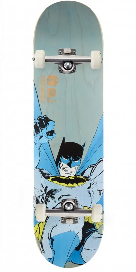 Almost X Batman Dark Knight Returns Skateboard Complete - Youness Amrani - 8.125""