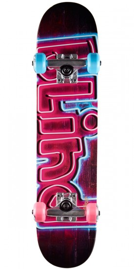 Blind Late Night Youth Skateboard Complete - Pink/Blue - 6.5