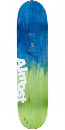 Almost OG Trans Rings Impact Skateboard Complete - Youness Amrani - 8