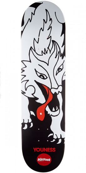 Almost Wolf Bait R7 Skateboard Deck - Youness Amrani - 8.125