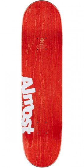 Almost Wolf Bait R7 Skateboard Complete - Youness Amrani - 8.125