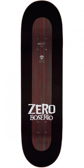 Zero From Hell Series Impact Light Skateboard Complete - Nick Boserio - 8.375