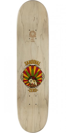 Zero Hemp Bag R7 Skateboard Deck - Tommy Sandoval - 8.125