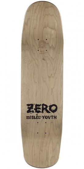 Zero Misled Youth Photo R7 Skateboard Complete - Yellow - 8.5
