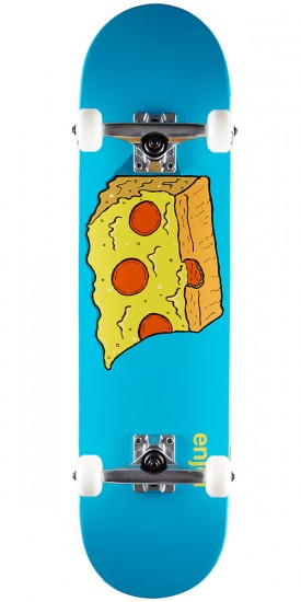 Enjoi Crusty Skateboard Complete - Blue - 8