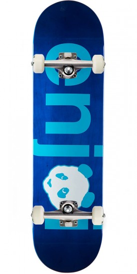 Enjoi No Brainer Hybrid Skateboard Complete - Blue - 8.0
