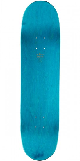 Enjoi Peeper R7 Skateboard Deck - Yellow - 8.25