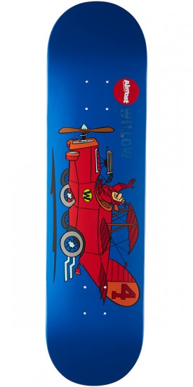 Almost Wacky Races Impact Light Skateboard Deck - Willow - 8.0