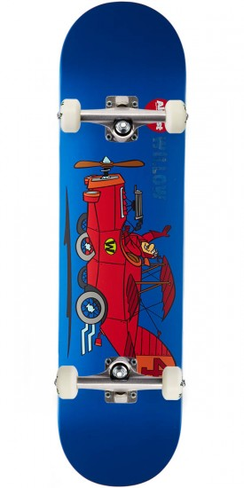 Almost Wacky Races Impact Light Skateboard Complete - Willow - 8.0