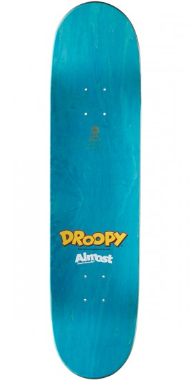 Almost Droopy R7 Skateboard Deck - Youness Amrani - 8.0