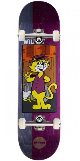 Almost Top Cat R7 Skateboard Complete - Willow - 8.375
