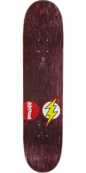 Almost Sketchy Flash R7 Skateboard Deck - Willow - 7.75