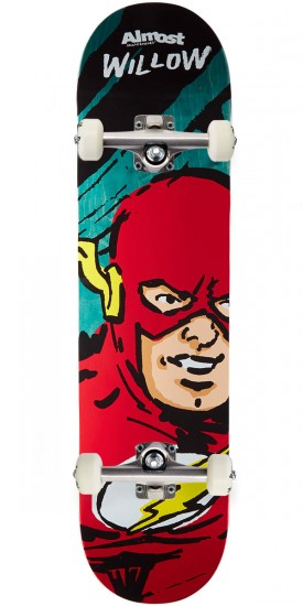 Almost Sketchy Flash R7 Skateboard Complete - Willow - 7.75