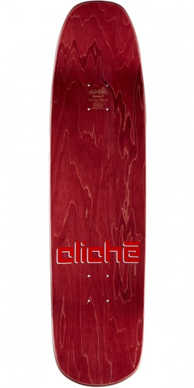Cliche Tribute Koala Directional Skateboard Complete - Andrew Brophy - 8.5