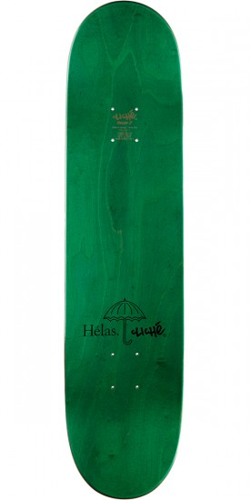 Cliche Helas Series with Beanie R7 Skateboard Deck - Flo Mirtain - 8.0