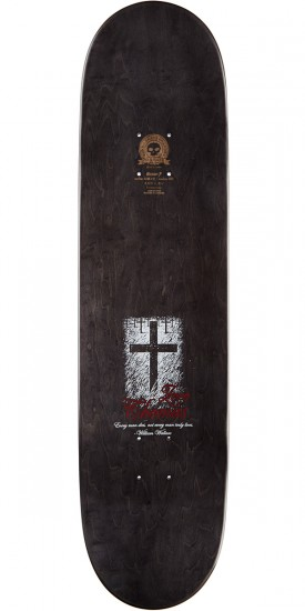 Zero Thomas Life & Death R7 Skateboard Deck - Jamie Thomas - 8.125