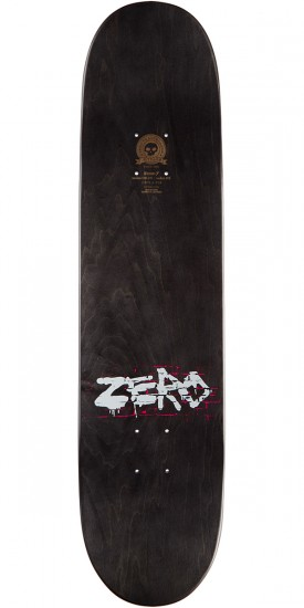 Zero School Sucks R7 Skateboard Deck - Multi - 7.875