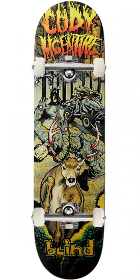 Blind Hunter R7 Skateboard Complete - Cody McEntire - 8.0