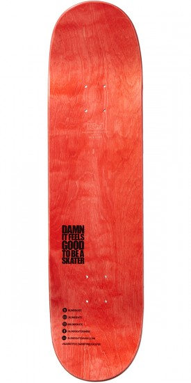 Blind Lateral Hybrid Skateboard Complete - Rose Gold - 8.25