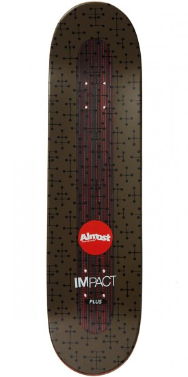 Almost Modern Sitters Impact Plus Skateboard Complete - Youness Amrani - 8.25