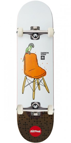Almost Modern Sitters Impact Plus Skateboard Complete - Daewon Song - 8.0