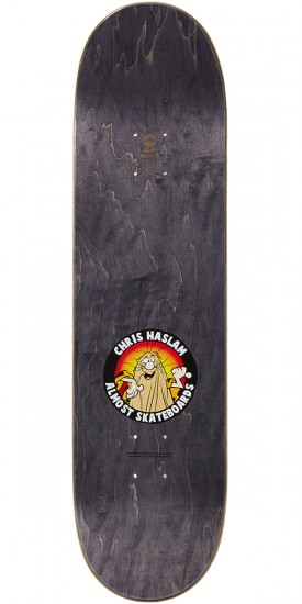 Almost Napping Caveman R7 Skateboard Deck - Chris Haslam - 8.375