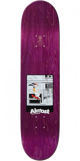 Almost Droopy Boombox R7 Skateboard Deck - Youness Amrani - 8.0