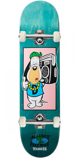 Almost Droopy Boombox R7 Skateboard Complete - Youness Amrani - 8.0