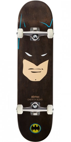 Almost Batman Abstract R7 Skateboard Complete - Daewon Song - 7.75