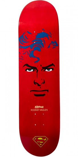 Almost Superman Abstract R7 Skateboard Deck - Rodney Mullen - 8.25
