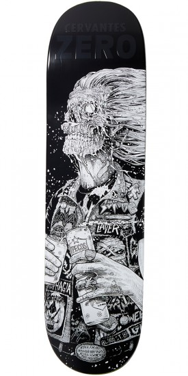 Zero Faces of Death R7 Skateboard Deck - Tony Cervantes - 8.5