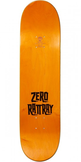 Zero Hand of Doom R7 Skateboard Complete - John Rattray - 8.25
