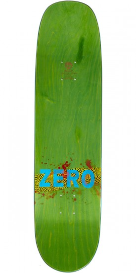 Zero Air Raid R7 Skateboard Deck - Multi - 8.25