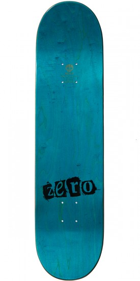 Zero New Punk R7 Skateboard Deck - Pink/Natural - 8.0