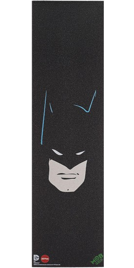 Almost Batman Abstract Mob Griptape - Black