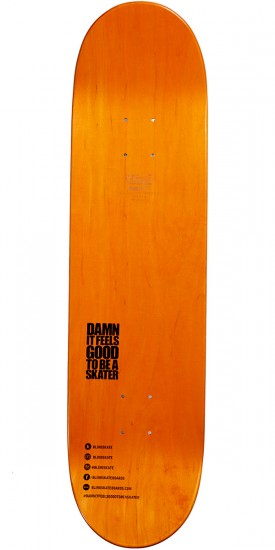 Blind Buggers R7 Skateboard Complete - Morgan Smith - 8.125