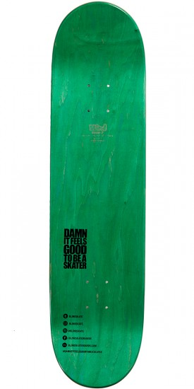 Blind Buggers R7 Skateboard Deck - Micky Papa - 8.0